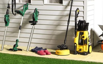How to Safely Use a Pressure Washer