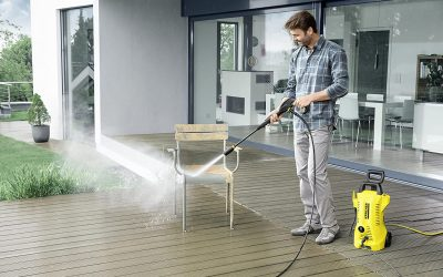 Karcher K2 Full Control Pressure Washer Review (2021)