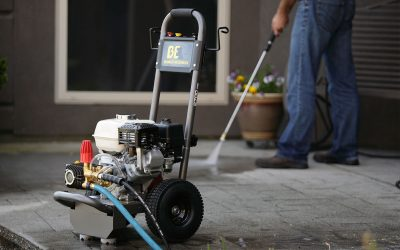 Pressure Washer Terminology Explained