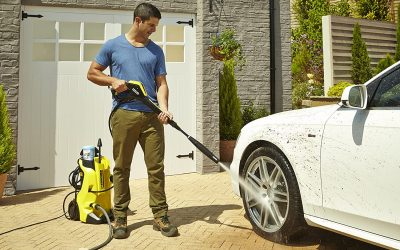 Karcher K4 Full Control Home & Car Pressure Washer Review (2021)