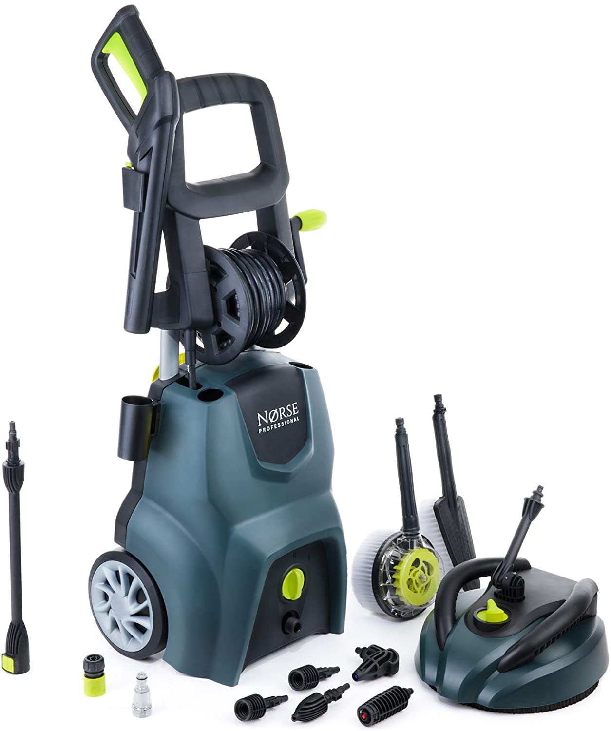 norse sk135 electric pressure washer
