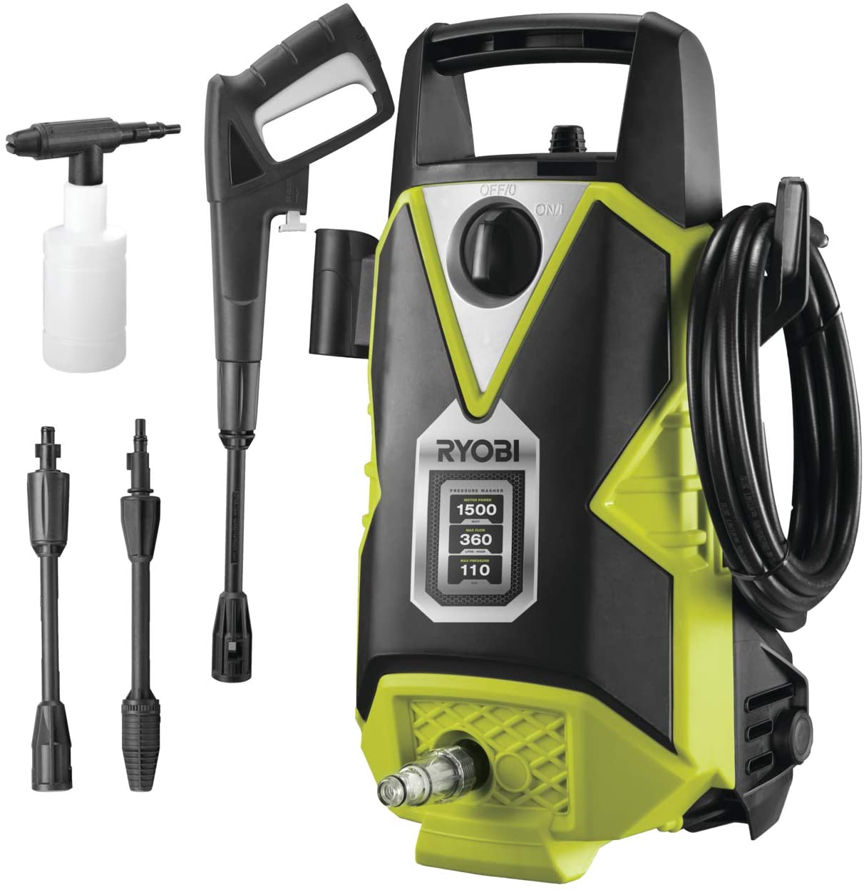 karcher k2 compact electric pressure washer
