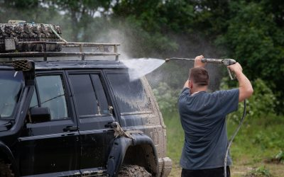 Pressure Washer Safety: 7 Essential Tips for Beginners