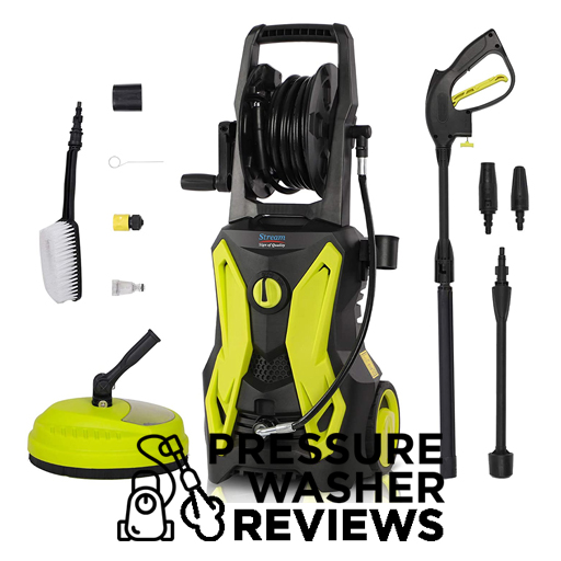 Best Pressure Washers for Cleaning Driveways and Patios